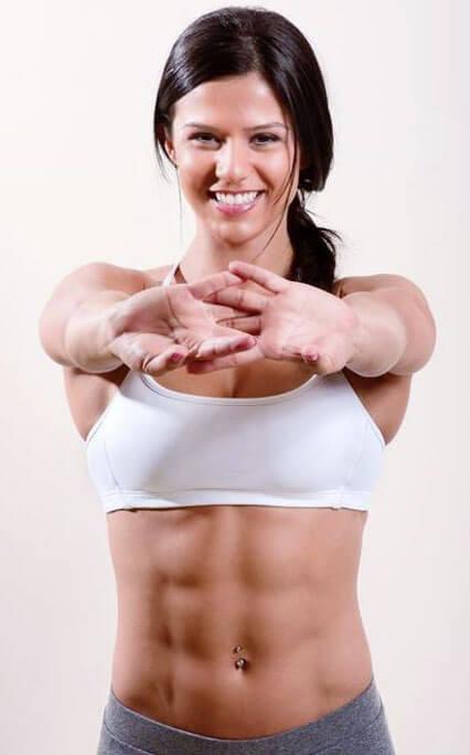 питание в день тренировки для худеющих меню