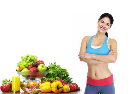 рацион правильного питания на день пример