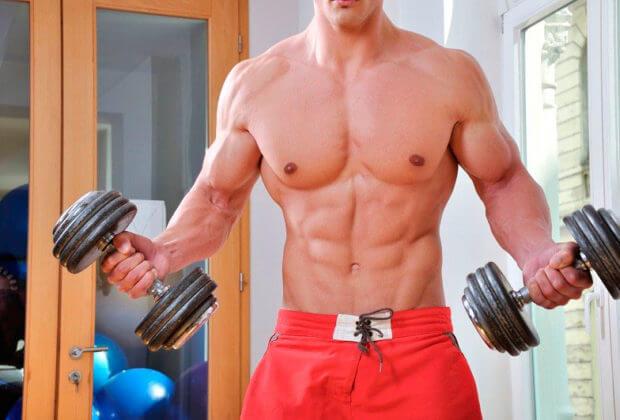 тренировки дома для мужчин