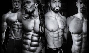лучшие фитнес модели в мире