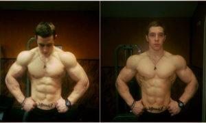 Лучшая программа тренировок для набора мышечной массы натуральному атлету