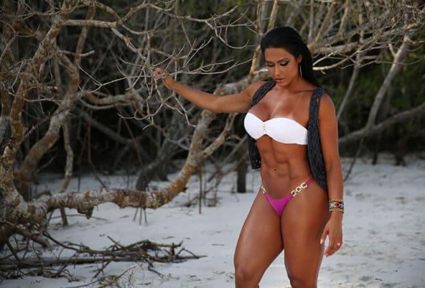 Грациана Барбоза (Gracyanne Barbosa)