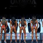 Мистер Олимпия 2018 в категории Бикини (Bikini)