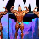 Мистер Олимпия 2018 в категории «до 212 фунтов»