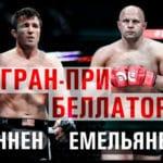 Федор Емельяненко и Чел Соннен