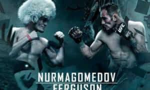 Хабиб Нурмагомедов против Тони Фергюсона