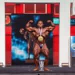Результаты «Олимпии»-2021 в весовой категории «до 212 фунтов»
