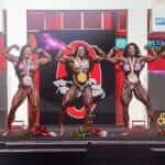 Результаты «Олимпии»-2021 в категории «Женский бодибилдинг»